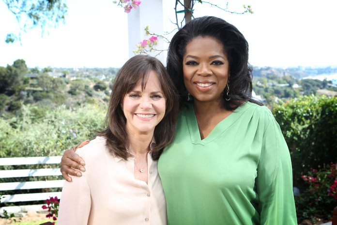 Oprah Interviews Sally Field